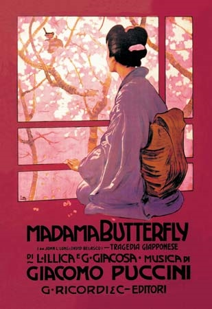 Madama Butterfly cover